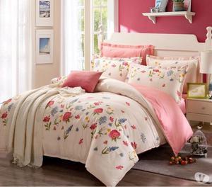 Set de 10 piezas para cama de 2 plazas
