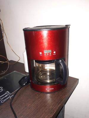 Vendo cafetera de filtro!!! Marca Top House