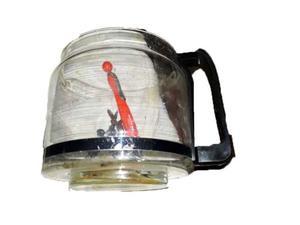 otro repuesto de jarra de cafetera. jarra termica con manija
