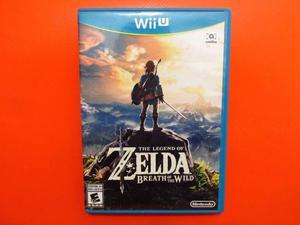 The Legend of Zelda: Breath of The Wild | Wii U
