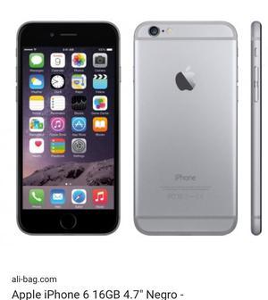 Vendo iPhone 616gb con muy poco uso
