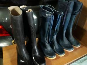 Botas Altas de lluvia para Hombre