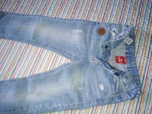 Vendo jeans marca mimo&con.talle 4'para niño