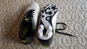 Botines Adidas Infantil T.36 Nuevo