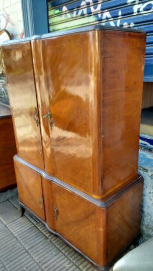 Hermoso mueble antiguo francés Con alzada desmontable