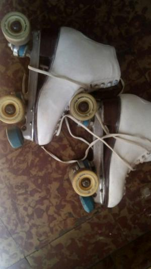 Patines profesionales talle 38