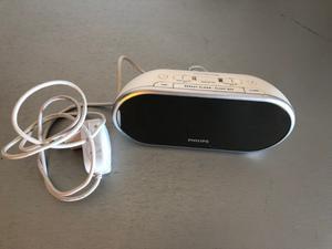 Radio Reloj Despertador Digital Philips AJ