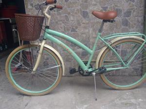 Vendo bicicleta de mujer rodado 26