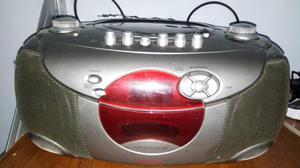 Vendo radio mp3 AM/FM con cd y casete usada $