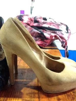 Zapatos numero