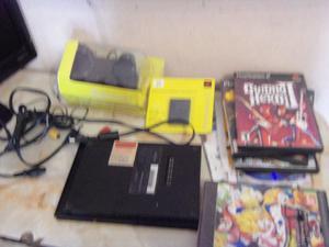 Playstation 2, slim, lente nuevo, joystick nuevo, memoria 64