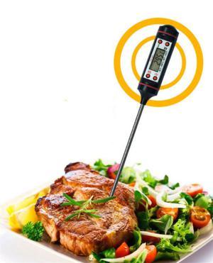 Termómetro Digital De Alimentos Agua Cocina Barbacoa Chef