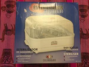 Esterilizador de Mamaderas Colombraro