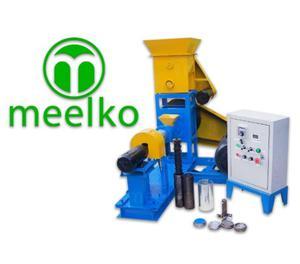 Extrusora Meelko para pellets alimentación perros y gatos