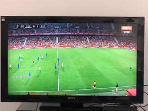 TV Sony Bravia Rec. Tarjeta!!