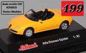 AUTO A ESCALA 1/87