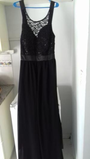Hermoso vestido de fiesta! Un solo uso!