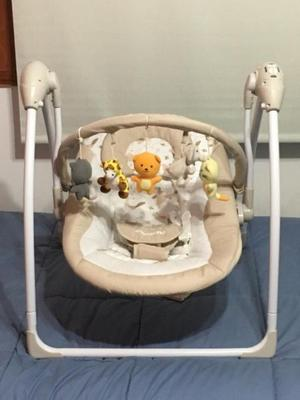 mecedora automatica para bebes