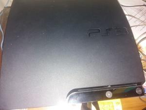 vendo play station 3 con 5 juegos