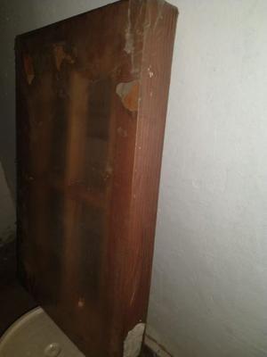 vendo ventana de madera de 0.40x0.60