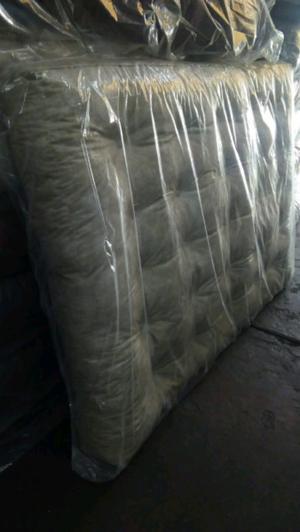 Colchon futon con resorte 3 cuerpos