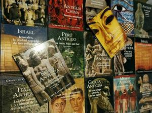 Enciclopedia de Historia de 20 tomos