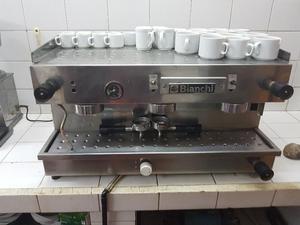 Máquina cafetera industrial!!