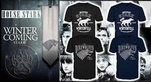 Remeras de game of thrones got serie