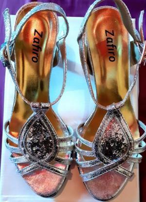Sandalias de fiesta nuevas!!!