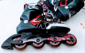 Rollers K2 Exo Hombre/Mujer Talle 43.5 Muy Poco Uso!!
