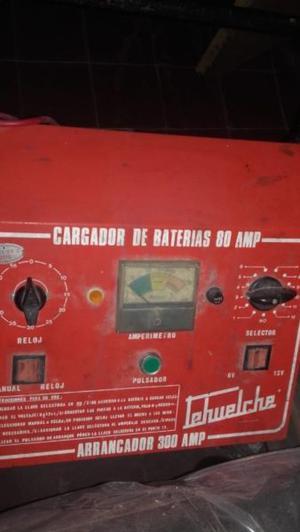 Vendo cargador de batería para autos y motos