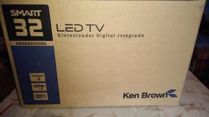 tv led de 32 pulgadas smart nuevo