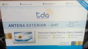 ANTENA EXTERIOR UHF (TDA)