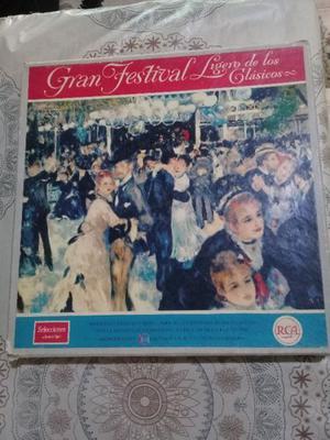 Colección Gran Festival Ligero de los clasicos