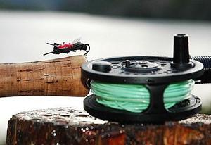 Equipo de pesca con mosca compro