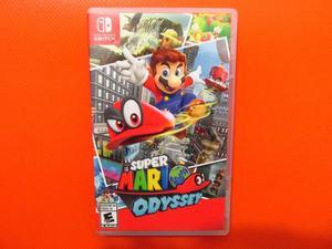 Super Mario Odyssey Original Nintendo Switch