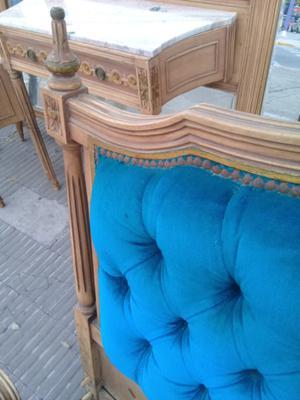 Vendo juego dormitorio Luis XV