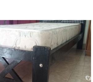 Cama de una plaza excelente estado OPORTUNIDAD - PALERMO.!