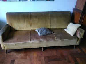 Juego de sillones vintage para retapizar