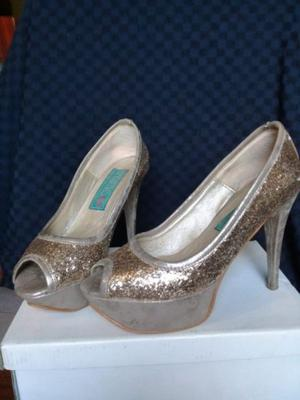 vendo zapatos de fiesta nº 37