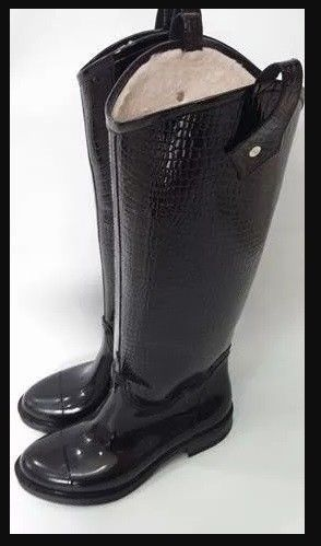 Botas de Lluvia Mujer Talle