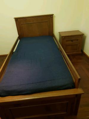 Juego cama 1 plaza guatambu