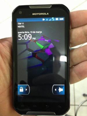 Motorola xt626 Nextel con android Liberado para las 3