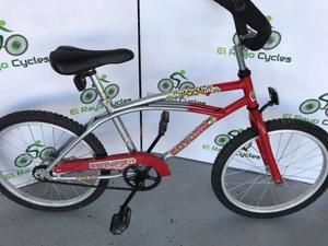 Bicicleta Playera de Varón Rodado 20 Usada