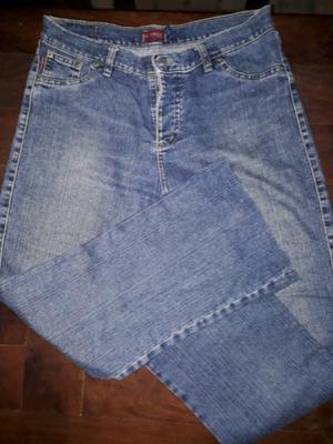 Jeans rígido hombre by deep talle 42