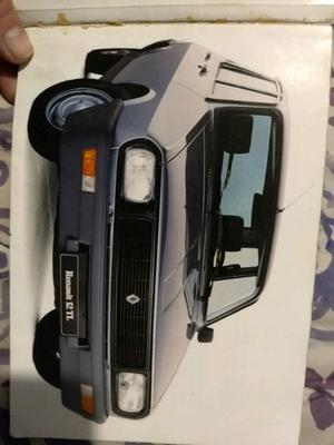 Manual de usuario original de Renault  linea nueva