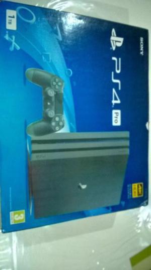 Playstation 4 Pro 1tb 4k Hdr Mas Juego. Igual A Nueva!