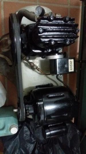 Vendo compresor de aire usado en correcto funcionamiento