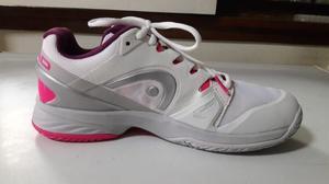 Zapatillas Head Nitro Pro Tenis Mujer