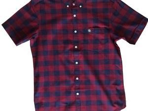 Camisa ELEMENT mangas cortas